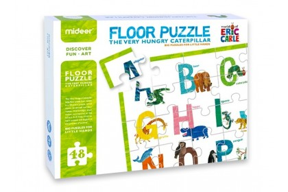 Mideer Floor Puzzle - The Very Hungry Caterpillar