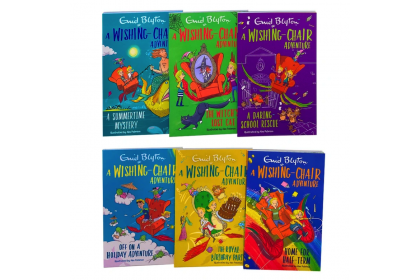 Enid Blyton A Wishing Chair Adventure Collection (6 books)