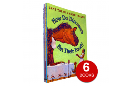 How Do Dinosaurs ... Collection (6 books)