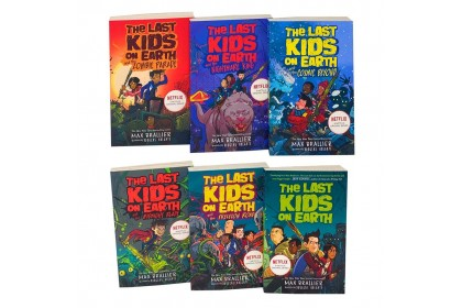 The Last Kids On Earth Collection (6 books)