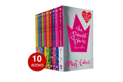 The Princess Diaries Collection (10 books)