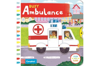 Busy Ambulance (Campbell Busy Book Series)