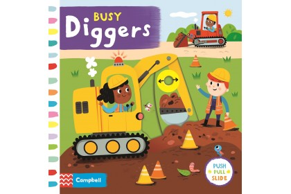 Busy Diggers (Campbell Busy Book Series)