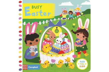 Busy Easter (Campbell Busy Book Series)