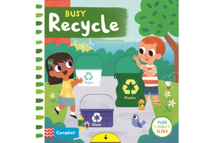Busy Recycle (Campbell Busy Book Series)