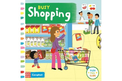 Busy Shopping (Campbell Busy Book Series)