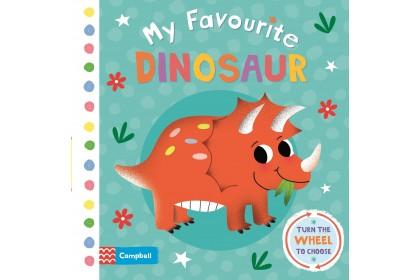 My Favourite Dinosaur (Campbell My Favourite Series)