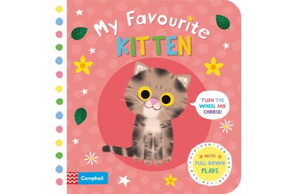 My Favourite Kitten (Campbell My Favourite Series)