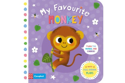 My Favourite Monkey (Campbell My Favourite Series)