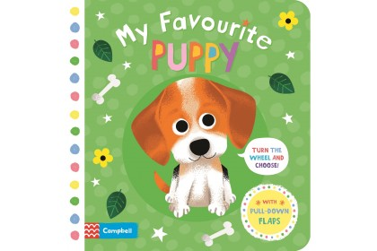 My Favourite Puppy (Campbell My Favourite Series)