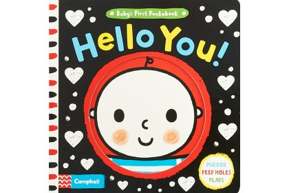Hello You! (Campbell Baby's First Peekabook)