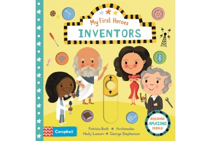 Inventors (Campbell My First Heroes Series)