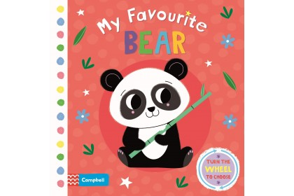 My Favourite Bear (Campbell My Favourite Series)