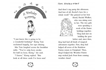 Rainbow Magic: The Magical Party Collection (21 books)