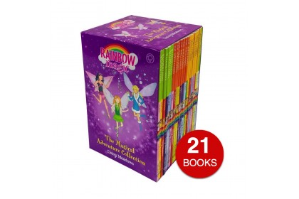Rainbow Magic: The Magical Adventure Collection (21 books)
