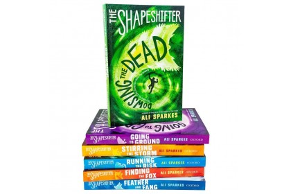 The Shapeshifter Series Complete Collection (6 books)