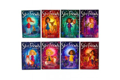Star Friends Collection by Linda Chapman (8 books)