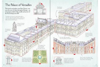 Usborne See Inside Famous Buildings