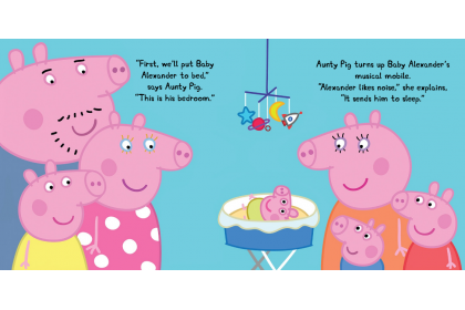 All New Peppa Pig Collection (10 books)