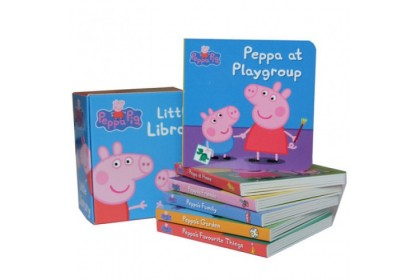 Peppa Pig Little Library Collection