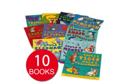 My Funny Animal Facts Story Collection (10 books)