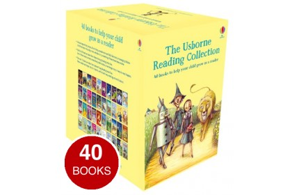 The Usborne Reading Collection (40 books)