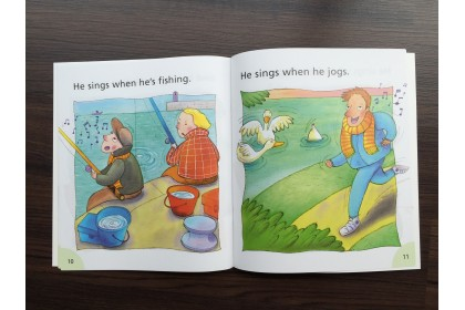 Songbirds Phonics Collection by Oxford Reading Tree (36 books)