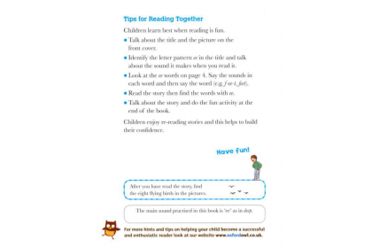 Read with Biff, Chip & Kipper (Levels 4-6)