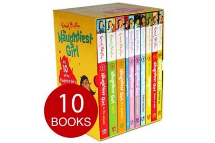 Enid Blyton Naughtiest Girl Collection (10 books)