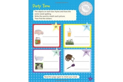 Songbirds Phonics Activity Collection (8 books)