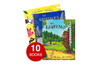 Julia Donaldson Picture Book Collection (10 books)