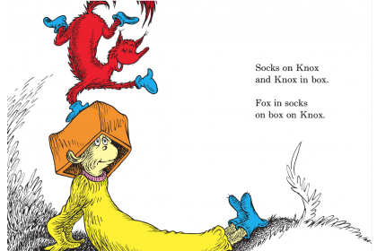 A Classic Case of Dr. Seuss (20 books)