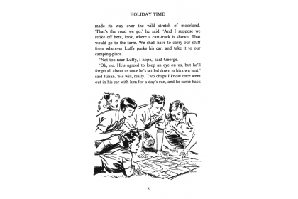 Enid Blyton The Famous Five Collection (22 books)