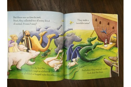 The Great Big Bible Stories Collection (10 books)