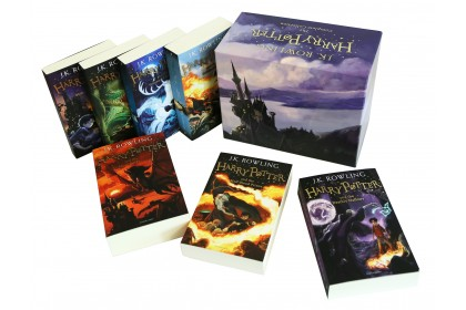 Harry Potter Collection (7 books)