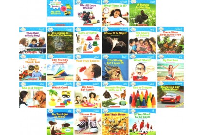 Nonfiction Sight Word Readers Collection