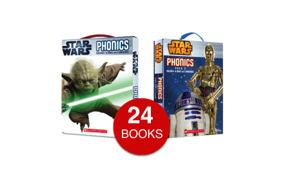 Star Wars Phonics Collection (24 books)