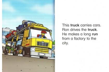 Lego City Phonics Collection (12 books)