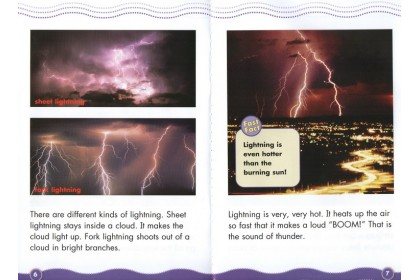 Science Vocabulary Readers: Wild Weather (6 books)