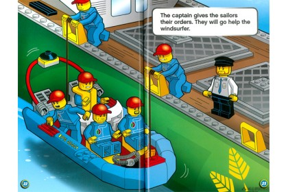 Lego City: Adventures In Lego City Readers Collection (8 books)