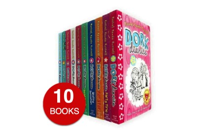 Dork Diaries Collection (10 books)
