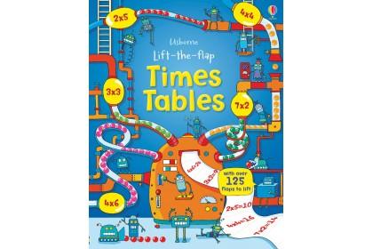 Usborne Lift-the-Flap Times Tables