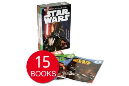 Star Wars Essential Library (15 books)
