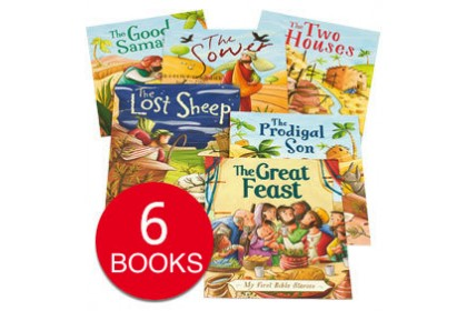 Stories Jesus Told Collection (6 books)