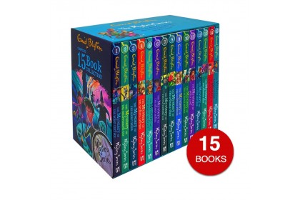 Enid Blyton Find Outers Complete Mysteries Collection (15 books)
