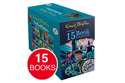 Enid Blyton The Find-Outers Collection (15 books)