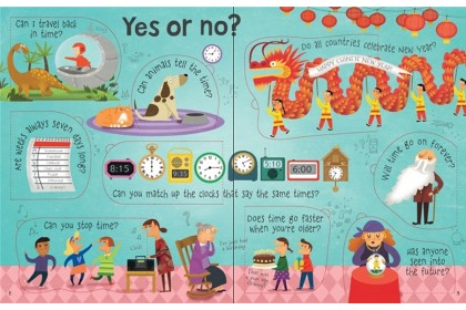 Usborne Lift-the-Flap Questions and Answers Collection (5 books)