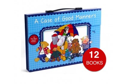 Case of Good Manners (12 books)