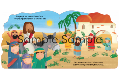 My Little Bible Tales Collection (5 books)