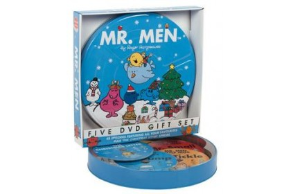 Mr. Men DVD Collection (5 DVDs)